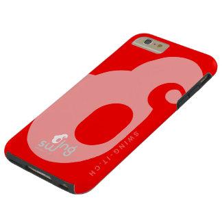 iPhone 6 Red Swing-it Puts Tough iPhone 6 Plus Case