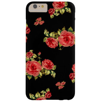 iPhone 6 vintage floral Barely There iPhone 6 Plus Case