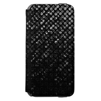 iPhone 6 Wallet Case Black Crystal Bling Strass Incipio Watson™ iPhone 6 Wallet Case