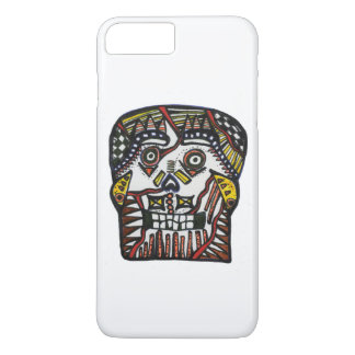 iPhone 7/ 6s Barely There Day of the Dead Skull iPhone 7 Plus Case