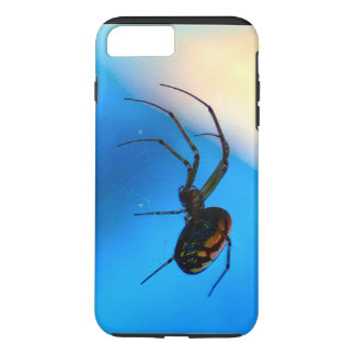 iPhone 7-6s cover with spider picture