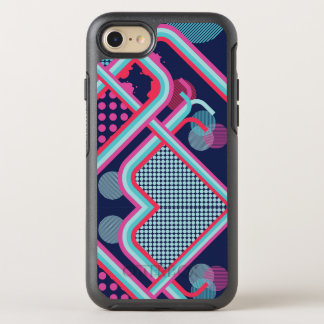iPhone 7 80's PipeDream Otterbox Phone Case
