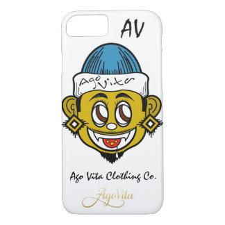 """iPhone 7/8 Custom  """"AV"""" Case"""