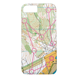 iPhone 7/8 orienteering case