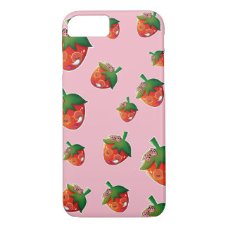 Iphone 7/8 Strawberry case