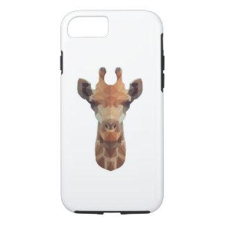iPhone 7 amazing abstract Giraffe case