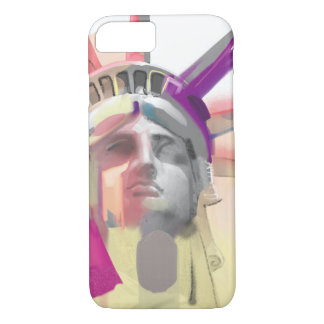"iPhone 7 Art-Cover ""Statue of Liberty"" iPhone 7 Case"