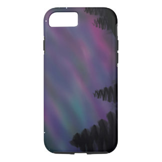 iPhone 7 Aurora Borealis Case-Mate Tough Case