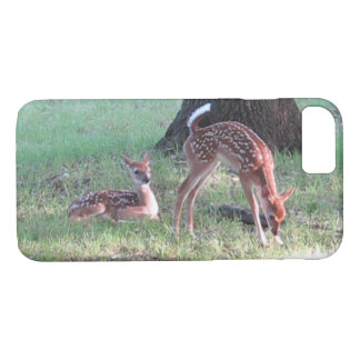 iPhone 7 - Baby Deer 2017 - Good Morning iPhone 8/7 Case