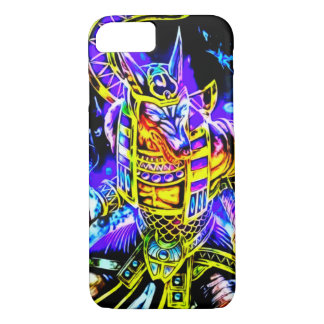iPhone 7 Barely There Anime Egyptian God Anubis iPhone 7 Case