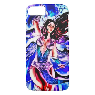 iPhone 7, Barely There Anime Faerie Goddess iPhone 8/7 Case