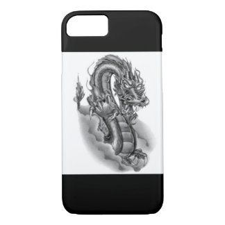 iPhone 7, Barely There/Dragon iPhone 7 Case