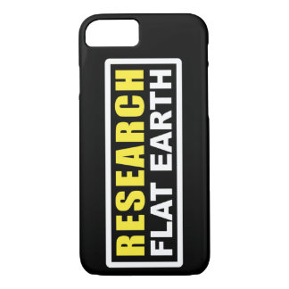 iPhone 7 Barely There #flatearth Case