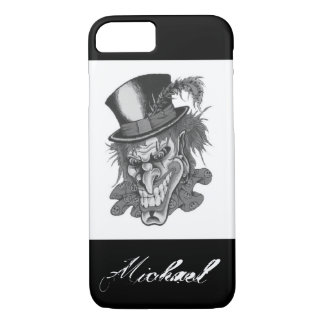 iPhone 7, Barely There/Personalized Joker iPhone 7 Case