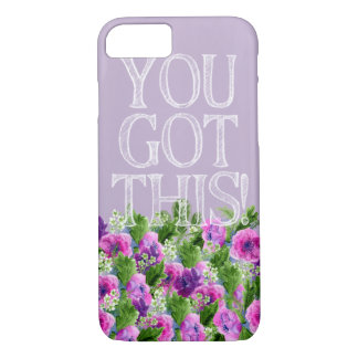 iPhone 7, Barely There - You Got This iPhone 7 Case