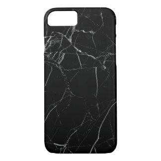 Iphone 7 Black Marble Case