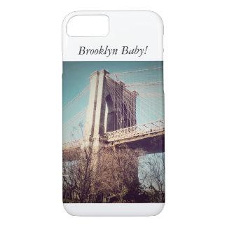 Iphone 7 Brooklyn Bridge case