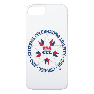 iPhone 7 Case - America's 250th or CCL Birthday