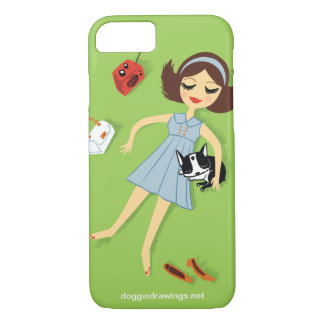 """iPhone 7 case: Boogie Loves All-Mighty """"The Fanny"""" iPhone 7 Case"""