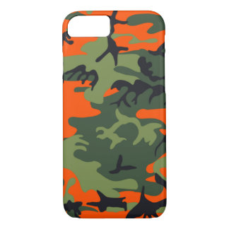 iPhone 7 case Camo Case.