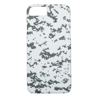 Iphone 7 case Canadian Camouflage CADPAT Arctic