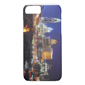 iPhone 7 case featuring Cincinnati's skyline
