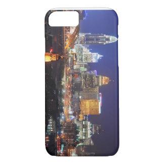 iPhone 7 case featuring Cincinnati's skyline