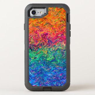 iPhone 7 Case Fluid Colors