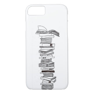 iPhone 7 Case for a Booklover