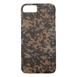 Iphone 7 case German WWII Camouflage Rauchtarn blu