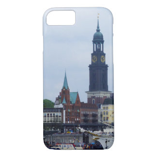 iPhone 7 Case Hamburg Harbor Hafen Deutschland