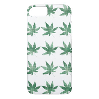 iPhone 7 Case #Hashtag Pot Leaves