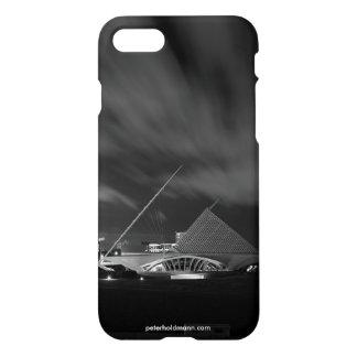 iPhone 7 Case - Milwaukee Art Museum Black & White