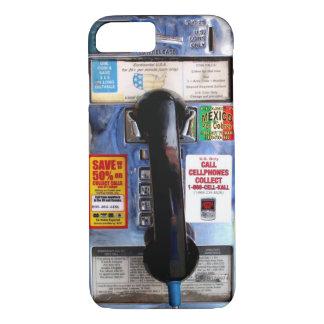 iPhone 7 case Payphone Case Retro Old School Desig