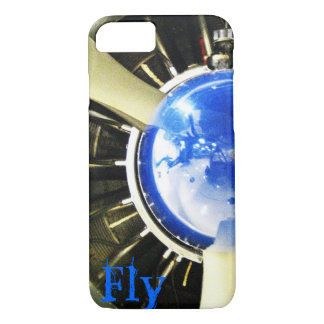 iPhone 7 case Plane Image - Fly
