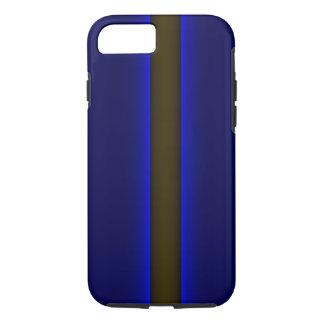 iPhone 7 case Police Thin Blue Line