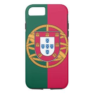 iPhone 7 case, Portuguese Flag iPhone 8/7 Case