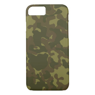Iphone 7 case Russian Soviet Camouflage 1983 TTsKO