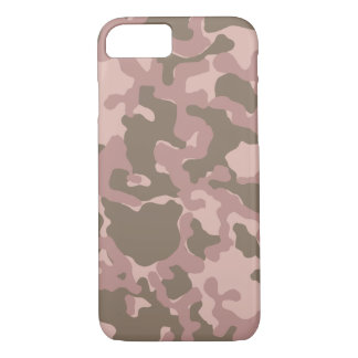 Iphone 7 case Russian Soviet Camouflage TTsKO