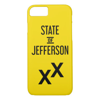 iPhone 7 Case - State of Jefferson XX