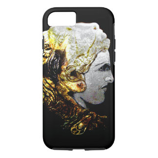 iPhone 7 case with Alexander the great lion helmet