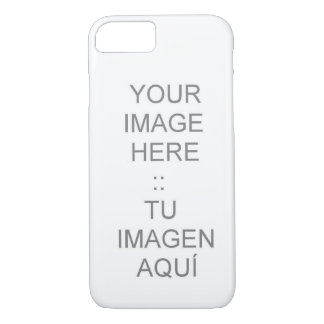 iPhone 7 case with Customizable Barely There