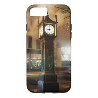 """iPhone 7 case with """"Steam Clock"""""""