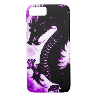 iPhone 7 Chinese Dream Dragon Fantasy Art Nouveau iPhone 8/7 Case