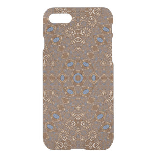 iPhone 7 Clearly™ Deflector Case - Bronze Gold