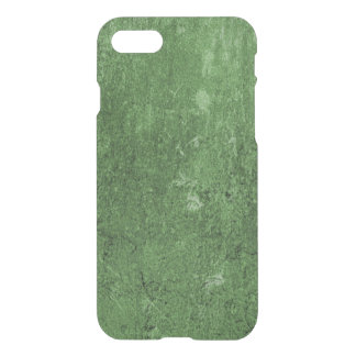 iPhone 7 Clearly™ Deflector Case - Concrete Purple