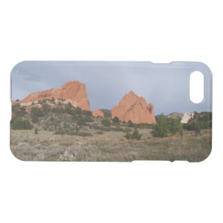 iPhone 7 Clearly Deflector Case Red Rocks