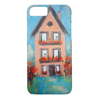 "iPhone 7 Cover ""Jolly House"""