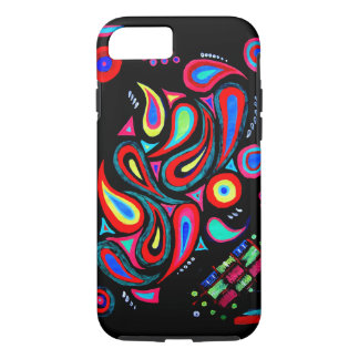 Iphone */7 covers Neon Print