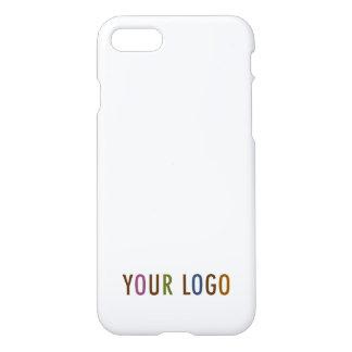 iPhone 7 Custom Case Company Logo Branded Bulk